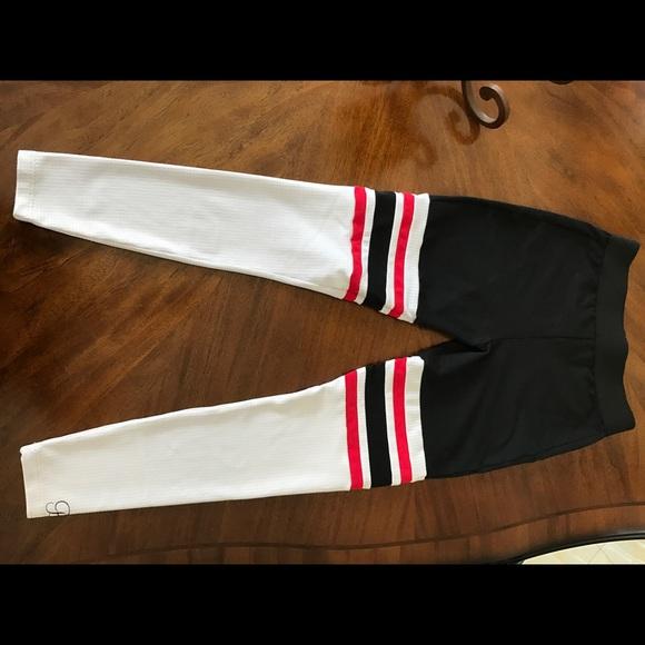 61c075573735d bombshell sportswear Pants | Bombshell Sock Leggings Thigh High ...